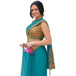 Sari how to wear saree Saheli Pleatmaker