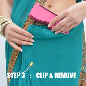 Wear Perfect Sari Tip no 3