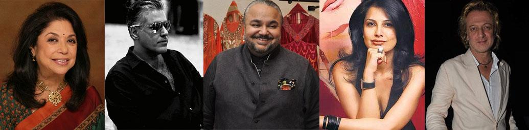 Famous Sari Designers from India
